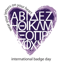 International Badge Day Logo