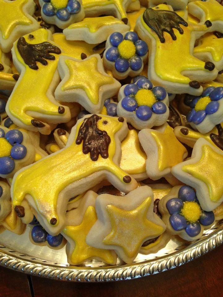 golden lion cookies