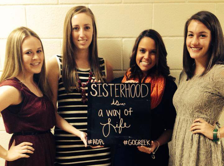 Sisterhood is a Way of Life