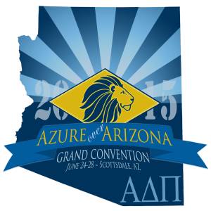 2015 Grand Convention Logo