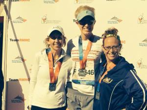 Jennifer Brown Arends, Lindsay Colwell, and Jennifer Polley Webb