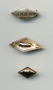 Rose Griffin badges