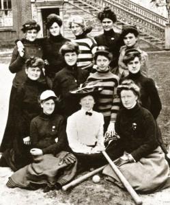 Wesleyan baseball Rose top right