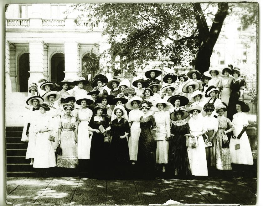 1911 convention Atlanta