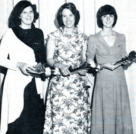 Alpha Omicron Mortar Board 1974