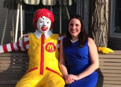 Rachel and Ronald